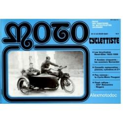 Motocyclettiste n° 41