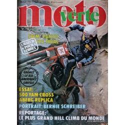 Moto verte n° 52