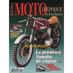 Moto d'époque et d'exception n° 1