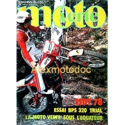 Moto verte n° 55
