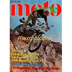 Moto verte n° 62