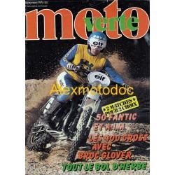 Moto Verte n° 65