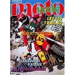 Moto Verte n° 75