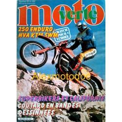 Moto Verte n° 82