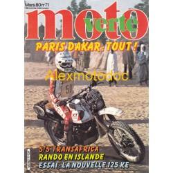 Moto Verte n° 71