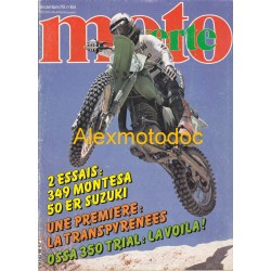 Moto Verte n° 68