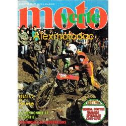Moto verte n° 36