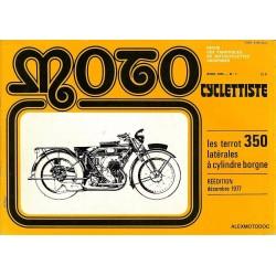Motocyclettiste n° 1