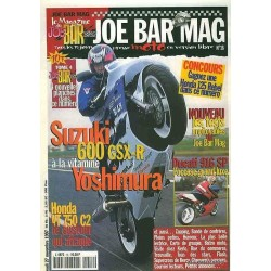 Joe Bar mag n° 1