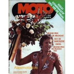 Moto journal n° 0