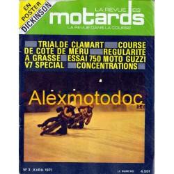 La revue des motards n° 1