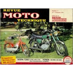 Revue moto technique pour...