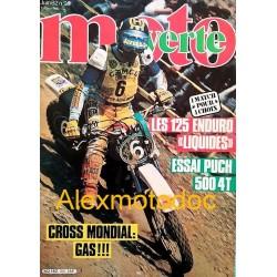 Moto Verte n° 98