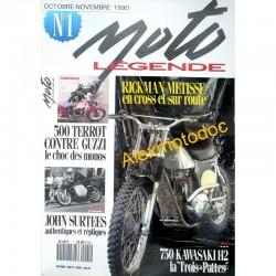 Moto légende n° 1