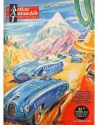 L'action automobile et touristique