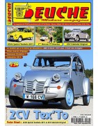 Deuche et Méhari magazine