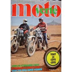 Moto verte n° 35