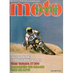 Moto verte n° 44