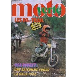 Moto Verte n° 81