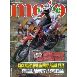 Moto Verte n° 100