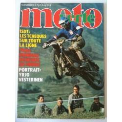 Moto verte n° 43