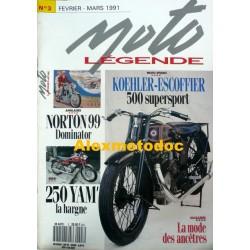 Moto légende n° 3