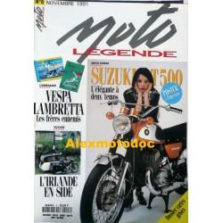 Moto légende n° 8