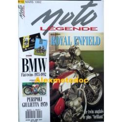 Moto légende n° 12
