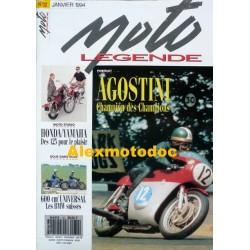 Moto légende n° 32