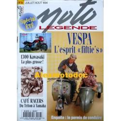 Moto légende n° 38