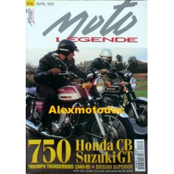 Moto légende n° 46