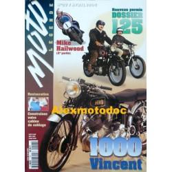Moto légende n° 57