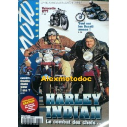 Moto légende n° 71