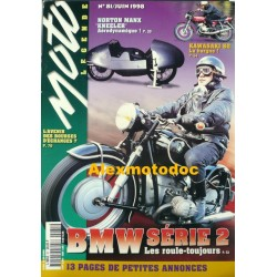 Moto légende n° 81