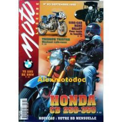 Moto légende n° 83