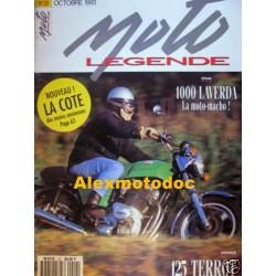 Moto légende n° 29