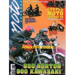 Moto légende n° 82