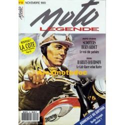 Moto légende n° 30