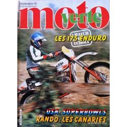 Moto verte n° 70