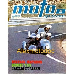 Motocyclisme n° 18
