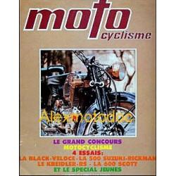 Motocyclisme n° 25