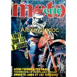 Moto verte n° 92