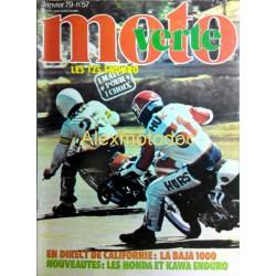 Moto verte n° 57
