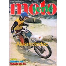 Moto Verte n° 28