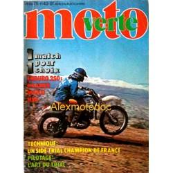 Moto verte n° 49