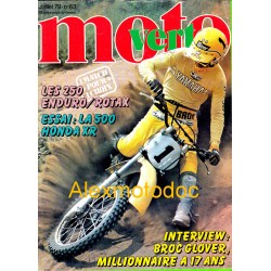 Moto Verte n° 63
