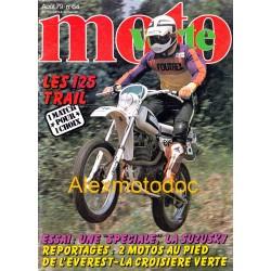 Moto verte n° 64