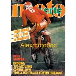 Moto verte n° 93