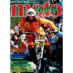 Moto verte n° 16