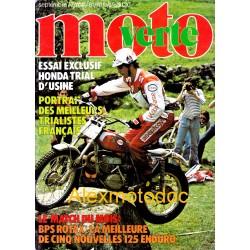 Moto verte n° 41